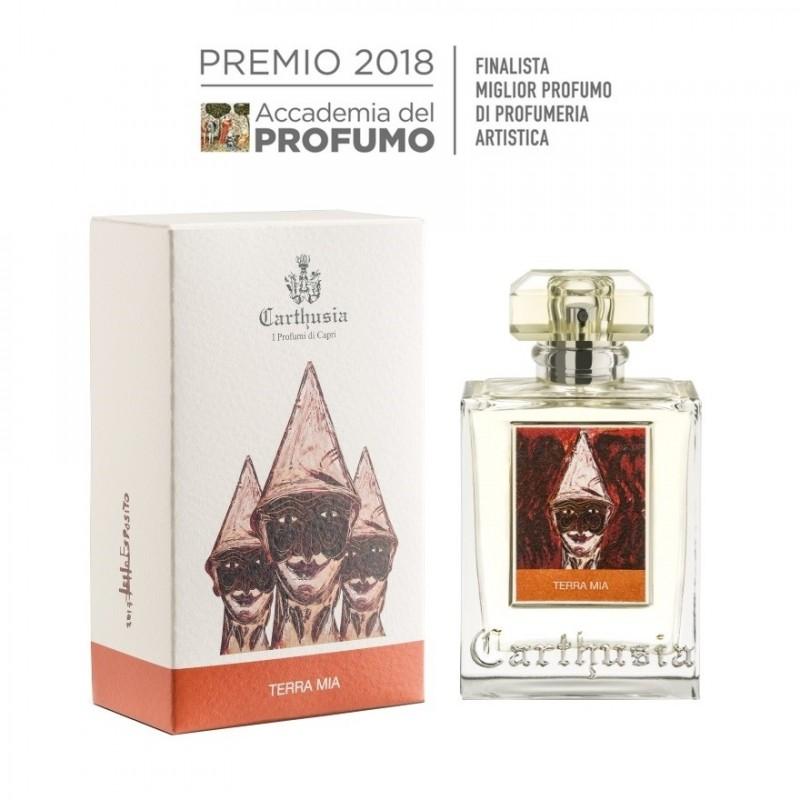 Carthusia I Profumi di Capri Terra mia 100 ml 80,00€ Persona