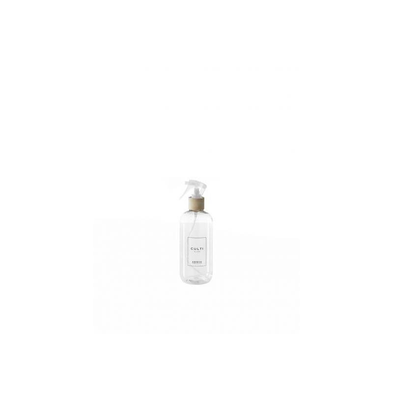 Culti Diffusore ambiente spray con trigger Aqqua 500 ml 59,00€ Ambiente