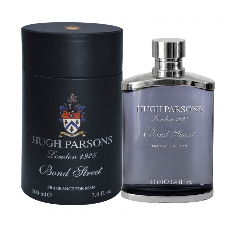 Hugh Parson Bond street 100 ml 85,00€ Persona