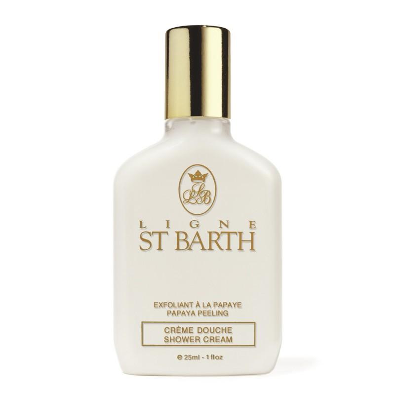 Ligne St.Barth Crema doccia esfoliante alla papaia 25 ml 10,50€ Cosmetica e cura del corpo