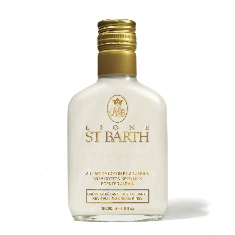 Ligne St.Barth Balsamo capelli rivitalizzante al latte di cotone e gelsomino 200 ml 49,00€ Cosmetica e cura del corpo