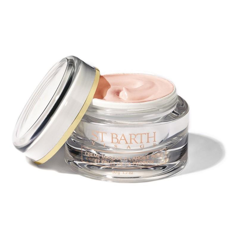 Ligne St.Barth Maschera viso all'argilla rosa e frutto della passione 50 ml 80,00€ Cosmetica