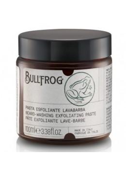 Bullfrog Pasta esfoliante lavabarba in vetro 100 ml 15,00€ Barberia