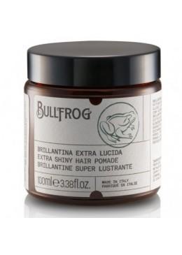 Bullfrog Brillantina per capelli extralucida 100 ml 18,00€ Barberia