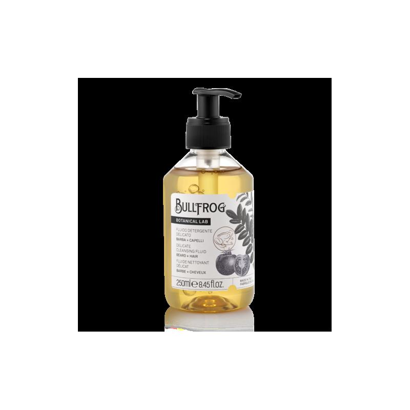 Bullfrog Fluido detergente barba e capelli 250 ml 20,00€ Barberia