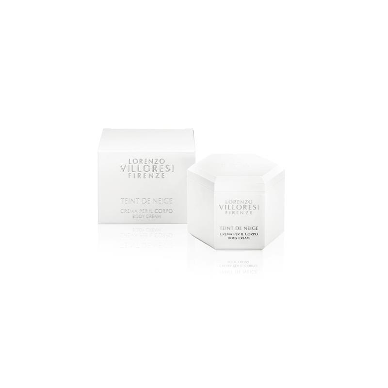 Lorenzo Villoresi Crema per il corpo teint de neige 200 ml 90,00€ Cosmetica e cura del corpo