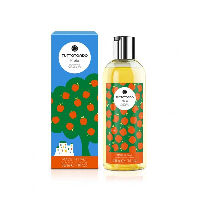Tuttotondo Gel doccia purificante mela 300 ml 15,00€ Cosmetica e cura del corpo