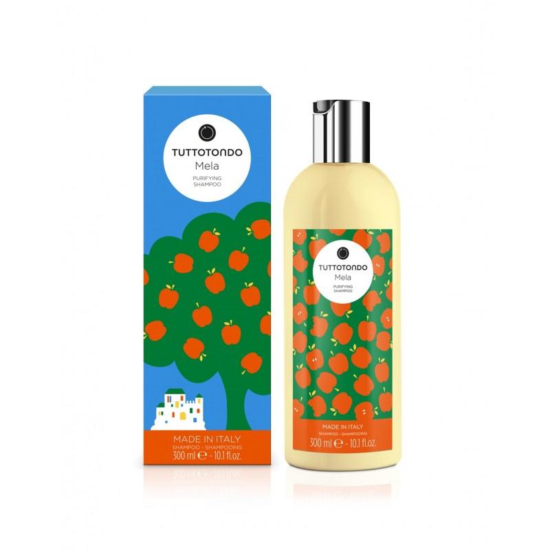 Tuttotondo Shampoo purificante mela 300 ml 15,00€ Cosmetica e cura del corpo