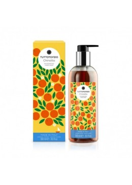 Tuttotondo Sapone liquido energizzante chinotto 300 ml 15,00€ Cosmetica e cura del corpo