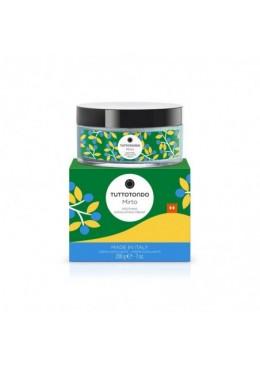Tuttotondo Crema esfoliante lenitiva mirto 200 gr 24,00€ Cosmetica e cura del corpo