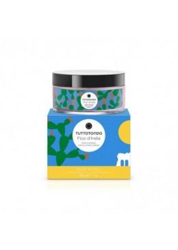 Tuttotondo Crema esfoliante idratante fico d'india 200 gr 24,00€ Cosmetica e cura del corpo