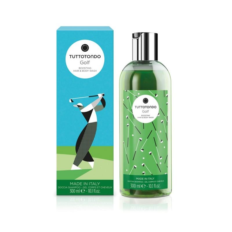 Tuttotondo Doccia shampoo golf 300 ml 16,00€ Cosmetica