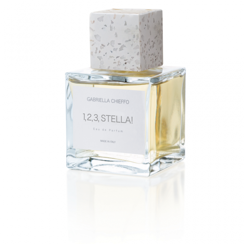 Gabriella Chieffo 1,2,3, Stella 100 ml 200,00€ Persona