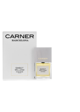 Carner Barcellona Sweet william 50 ml 100,00 € Persona