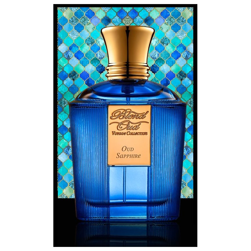 Blend Oud Oud sapphire - voyage collection 60 ml 145,00 € Persona