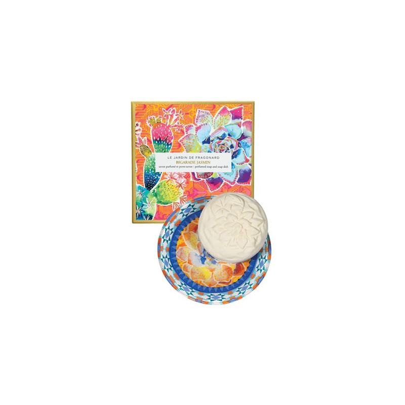 Fragonard Bigarade jasmine sapone con portasapone 19,00€ Cosmetica e cura del corpo