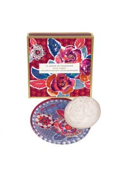 Fragonard Rose ambre sapone con portasapone 19,00€ Cosmetica e cura del corpo