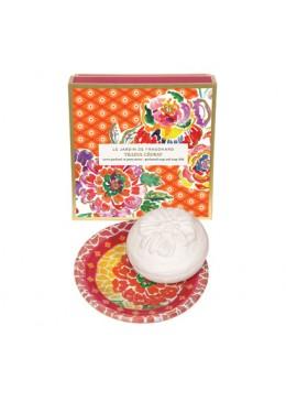 Fragonard Tilleul cedrat sapone con portasapone 19,00€ Cosmetica