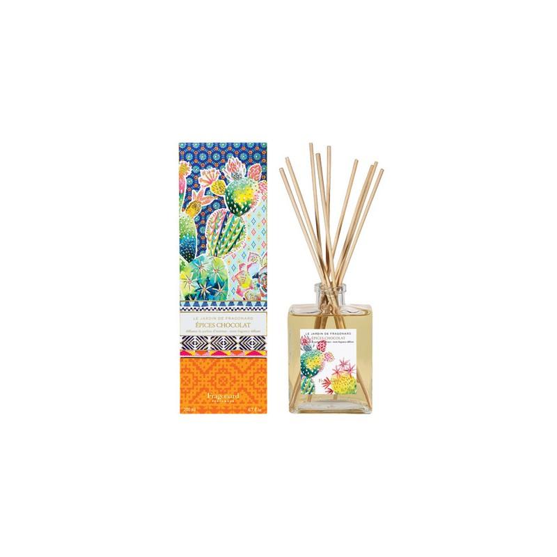 Fragonard Epices chocolat diffusore ambiente con bastoncini 35,00€ Ambiente