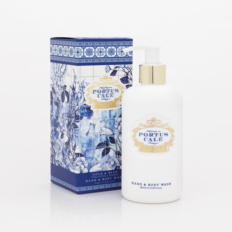 Castelbel Porto Gold & blue hand & body wash 300 ml 15,00€ Cosmetica e cura del corpo