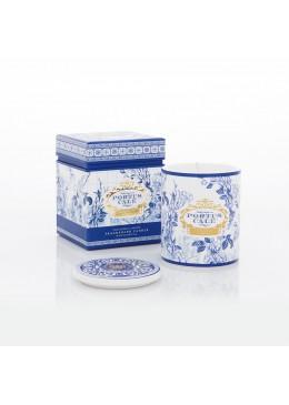 Castelbel Porto Candela 210 gr gold & blue 29,00€ Ambiente