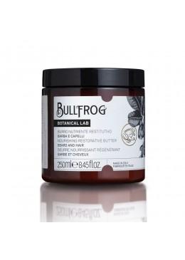 Bullfrog Burro nutriente restitutivo barba e capelli 250 ml 25,00€ Barberia