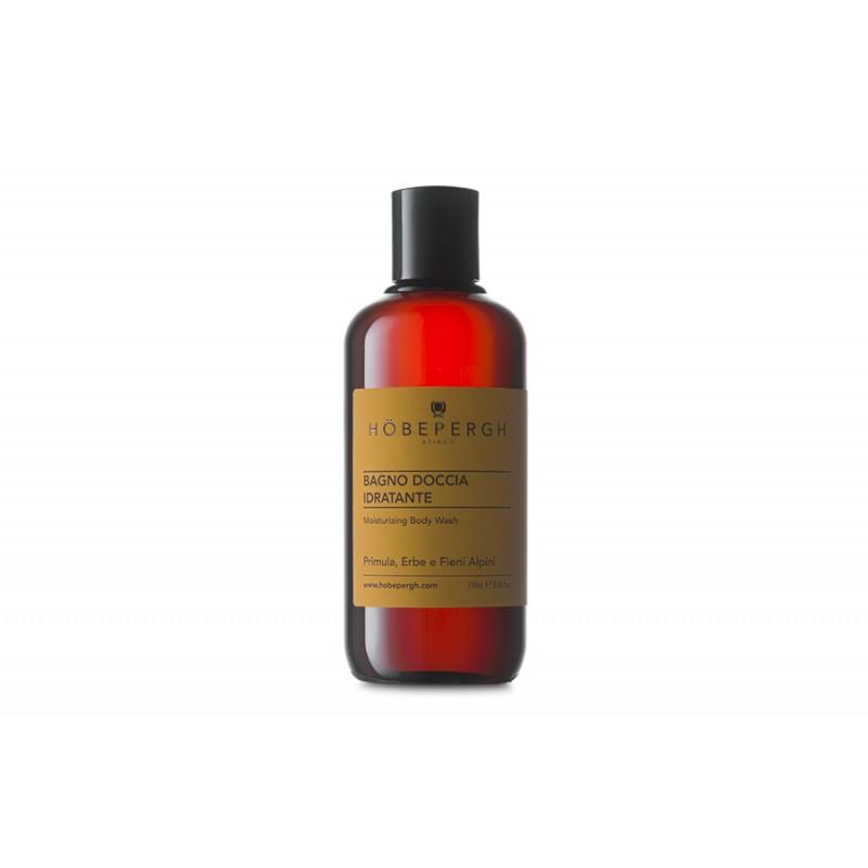 Höbepergh Bagno doccia idratante primula, erbe, fieni alpini 250 ml 22,00€ Cosmetica e cura del corpo