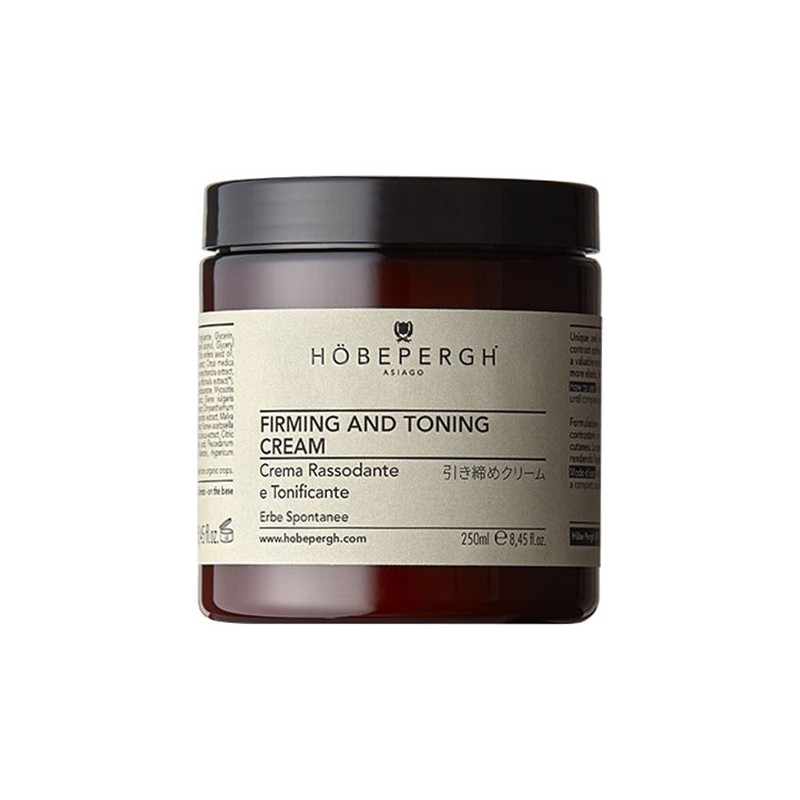 Höbepergh Crema corpo rassodante e tonificante 250 ml 65,00€ Cosmetica e cura del corpo