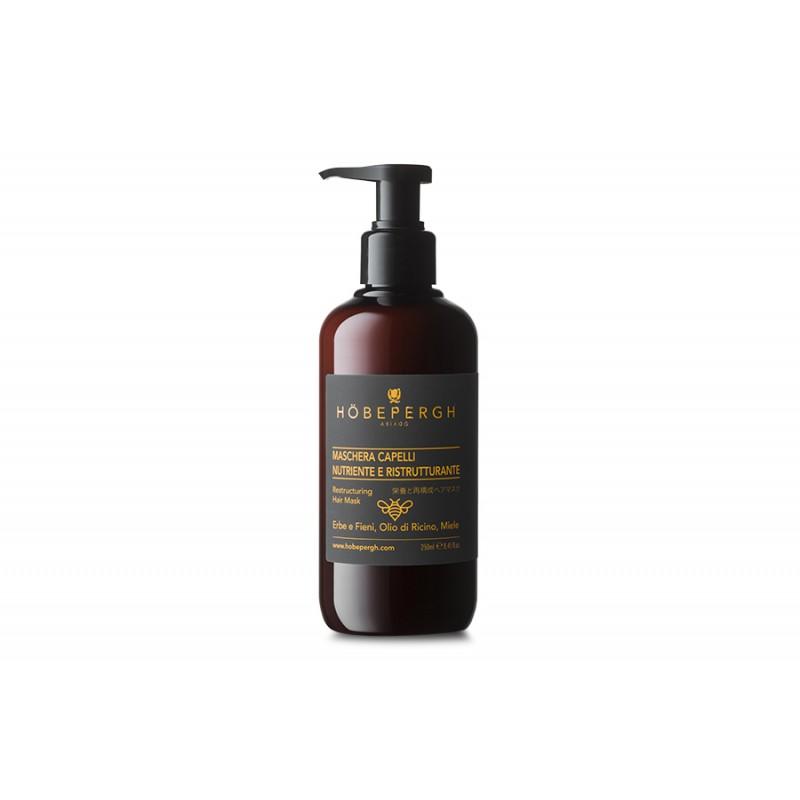 Höbepergh Maschera capelli nutriente e ristrutturante 250 ml 27,00€ Cosmetica