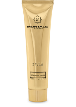 Montale Body cream Arabians Tonka 150 ml 55,00€ Cosmetica